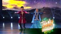 Илькин иСевиндж из Баку остались верны любимому амплуа иочаровали зал потрясающим народным танцем.НТВ.Ru: новости, видео, программы телеканала НТВ