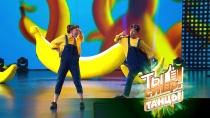 «Ты супер! Танцы». Полуфинал: Алиса иАртём Наумовы, 16лет, г.Киреевск
