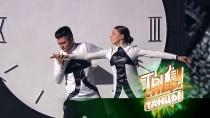 Чувственный танец Джейхуна иАлины привел всех взале вневероятный восторг!