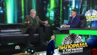 «Международная пилорама». 27января 2018года. Гость— Юрий Поляков