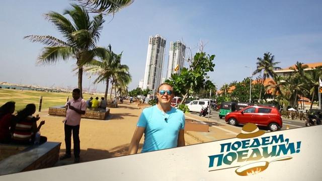 Тропический колорит, чайные просторы икулинарные шедевры— впутешествии Джона Уоррена по Шри-Ланке. «Поедем, поедим!»— всубботу на НТВ.НТВ.Ru: новости, видео, программы телеканала НТВ
