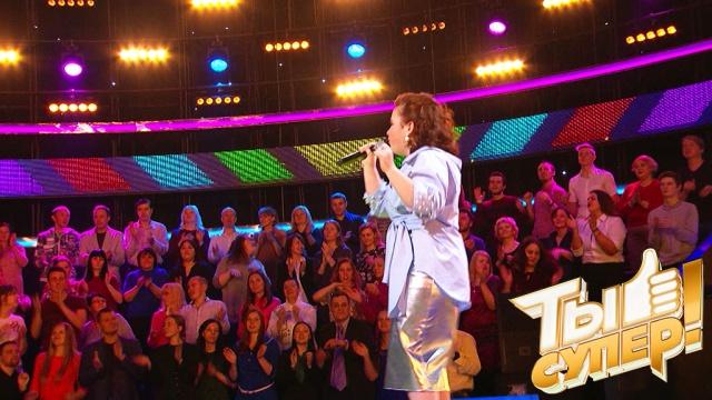 Отборочный тур удивительного вокального конкурса «Ты супер!» продолжается. Новый выпуск— всубботу на НТВ.НТВ.Ru: новости, видео, программы телеканала НТВ