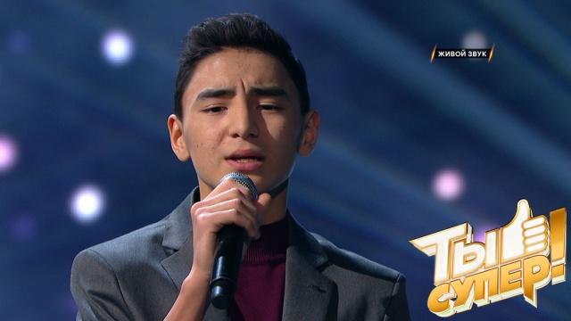 «Ты— молодец!»: Темирлан сразил Юлианну Караулову великолепным исполнением суперсложной песни
