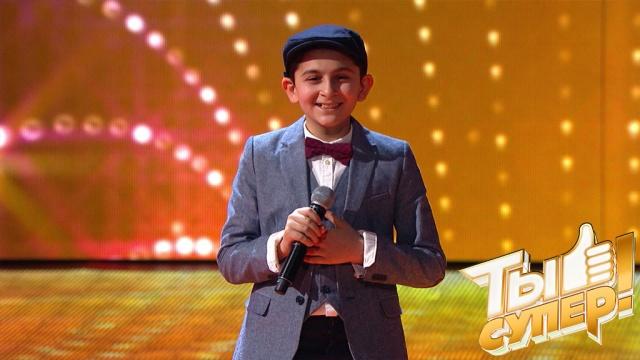 «Ты супер!», выпуск восьмой: Намик Джабраилов.дети и подростки, музыка и музыканты, Ты супер, фестивали и конкурсы, шоу-бизнес.НТВ.Ru: новости, видео, программы телеканала НТВ