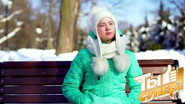 Олеся выступала вотборочном туре сзалихватской песней имечтала отом, что ее заметит родная мама