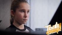 Белорусская красавица Снежана простудилась перед четвертьфиналом, но сохранила боевой настрой!