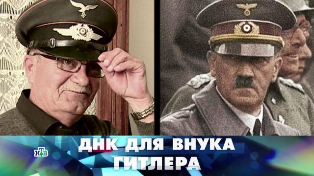 «ДНК для внука Гитлера».«ДНК для внука Гитлера».НТВ.Ru: новости, видео, программы телеканала НТВ