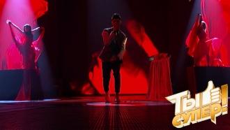 Драйв, эмоции, суперкайф: Рома сразил жюри наповал невероятным номером ипесней легенды соула