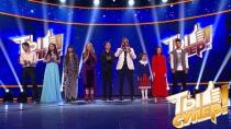 Выбор жюри: первая четверка финалистов второго сезона шоу «Ты супер!»
