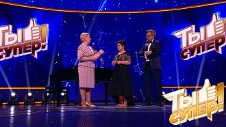 Приз зрительских симпатий: ценную награду вручает министр просвещения РФ Ольга Васильева