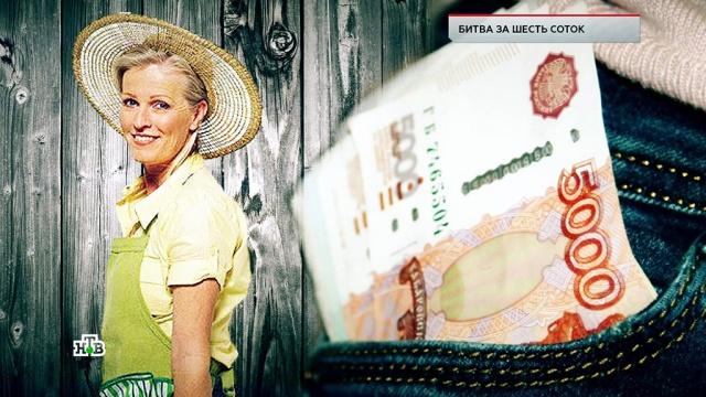 «Битва за шесть соток».«Битва за шесть соток».НТВ.Ru: новости, видео, программы телеканала НТВ