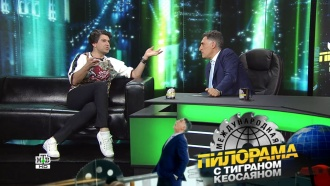 «Международная пилорама». 16июня 2018года. Гость— Николай Цискаридзе
