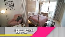 Выпуск от 23 июня 2018 года.Супружеская спальня в скандинавском стиле с кроватью, висящей над мегаполисом.НТВ.Ru: новости, видео, программы телеканала НТВ