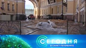 &laquo;Сегодня в&nbsp;<nobr>Санкт-Петербурге&raquo;</nobr>. 22&nbsp;августа 2018&nbsp;года. 16:15