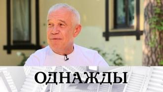 «Однажды…»: Сергей Гармаш. Спецвыпуск ко дню рождения актера