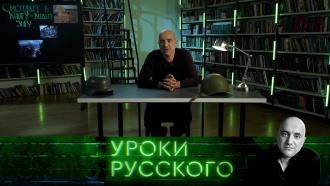 «Захар Прилепин. Уроки русского». Урок №36. Смотрит вкнигу— видит зигу