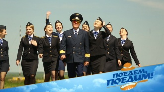 Джон Уоррен вУльяновске примерит на себя роль пилота, пообедает как президент иприготовит блины. «Поедем, поедим!»— всубботу в13:05