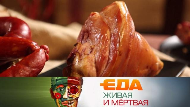 Выпуск от 13 октября 2018 года.Вредноли есть свинину, как сделать овощи вкуснее ипочему перловку ценят вармии.НТВ.Ru: новости, видео, программы телеканала НТВ