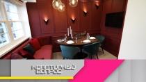Выпуск от 13октября 2018 года.Аристократичная кухня-гостиная вгранатовом цвете.НТВ.Ru: новости, видео, программы телеканала НТВ