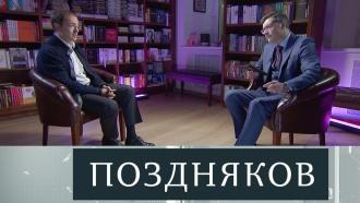 Эксклюзивное интервью министра культуры РФ Владимира Мединского. Полная версия