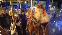 Встречи, подарки иволшебство: второй день Деда Мороза вКрасноярске