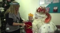 Дед Мороз привез вморозный Томск подарки иновогоднее настроение