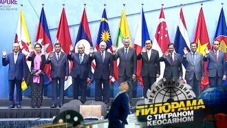 Как Владимир Путин готовил Сингапур квступлению вДальневосточный регион?