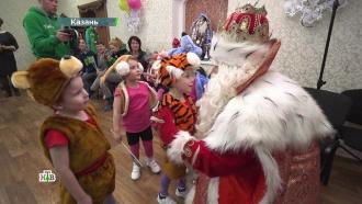 Второй день вКазани: танцы, веселье, горячие объятия иисполнение сокровенных желаний