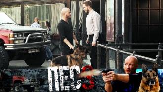 Макс иПёс не стесняются применять свои лучшие приемы. «Пёс»— сегодня в20:40.сериалы.НТВ.Ru: новости, видео, программы телеканала НТВ
