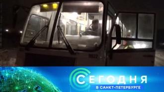 «Сегодня в<nobr>Санкт-Петербурге»</nobr>. 19декабря 2018года. 19:20
