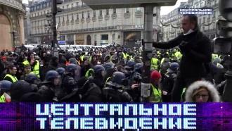 Очем кроме главных тем недели вы хотите узнать вэту субботу, в19:00? Голосуйте!Китай, Украина, Франция, митинги и протесты, насекомые.НТВ.Ru: новости, видео, программы телеканала НТВ