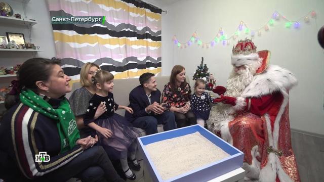 От множества улыбок— голова кругом! Дед Мороз вКраснодаре устроил праздник для детей ивзрослых.НТВ.Ru: новости, видео, программы телеканала НТВ
