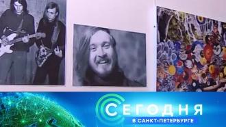 «Сегодня в<nobr>Санкт-Петербурге»</nobr>. 7февраля 2019года. 19:20