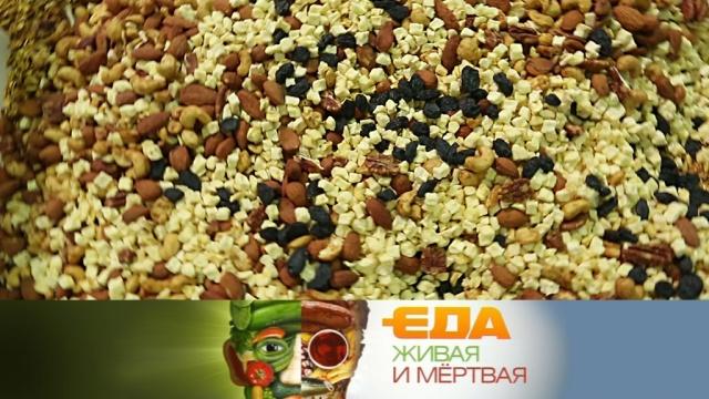 Естьли что-то полезное вхлопьях икак вГрузии готовят хачапури? «Еда живая имёртвая»— всубботу в11:00.НТВ.Ru: новости, видео, программы телеканала НТВ