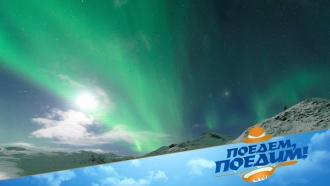 Джон Уоррен в&nbsp;Норвегии полюбуется северным сиянием и&nbsp;попробует арктический <nobr>хот-дог</nobr>. &laquo;Поедем, поедим!&raquo;&nbsp;&#151; в&nbsp;субботу на НТВ