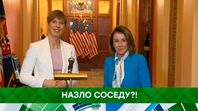 Выпуск от 14 марта 2019 года.Назло соседу?!НТВ.Ru: новости, видео, программы телеканала НТВ