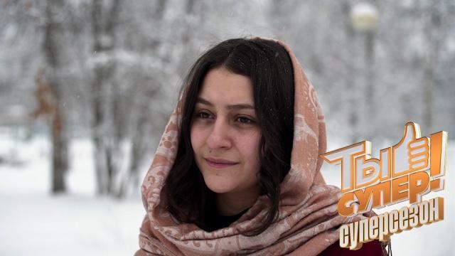 Расцвела как цветок: звонкая исмеющаяся Сатеник из Армении мечтает запустить свой «Ты супер!».НТВ.Ru: новости, видео, программы телеканала НТВ