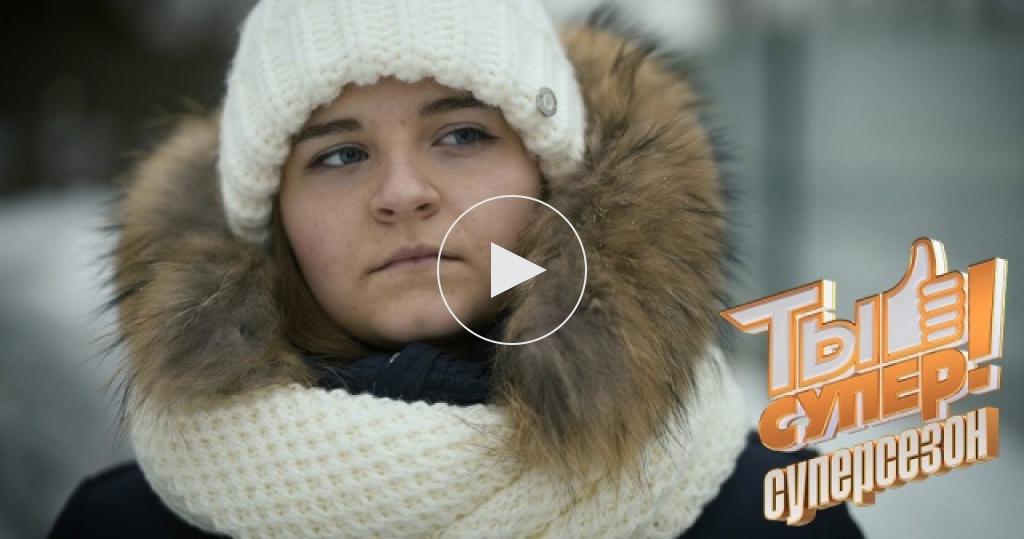 История Насти из Саратова— талантливой девушки, которая все песни посвящает родителям