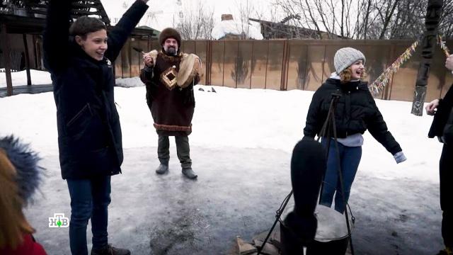 Путешествие на Крайний Север: участники шоу «Ты супер!» побывали вкрасочном этнопарке.НТВ.Ru: новости, видео, программы телеканала НТВ