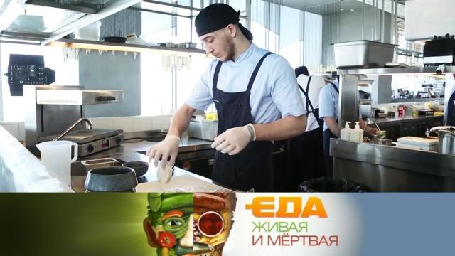 Что прячут на кухнях общепита икак делают какао-порошок? «Еда живая имёртвая»— всубботу в11:00.НТВ.Ru: новости, видео, программы телеканала НТВ