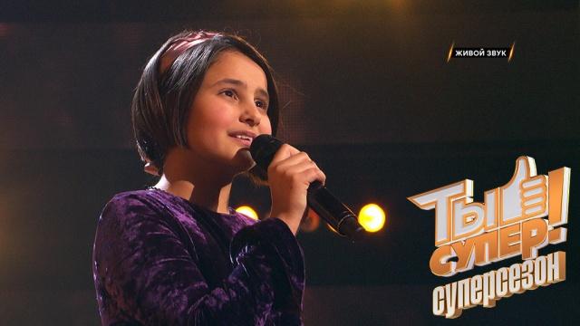 Маленькая девочка из Грузии невероятно трогательно исполнила грустную песню про любовь.НТВ.Ru: новости, видео, программы телеканала НТВ