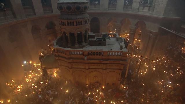 Схождение Благодатного огня. Прямая трансляция— 27апреля в13:15.НТВ.Ru: новости, видео, программы телеканала НТВ