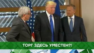 Торг здесь уместен?!Великобритания, США, Сирия, Трамп Дональд, Эстония, санкции.НТВ.Ru: новости, видео, программы телеканала НТВ