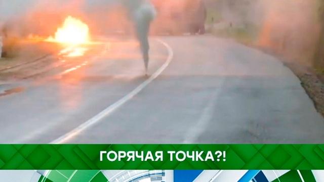 Выпуск от 30 мая 2019 года.Горячая точка?!НТВ.Ru: новости, видео, программы телеканала НТВ