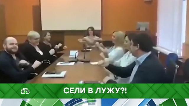 Выпуск от 6июня 2019года.Сели влужу?!НТВ.Ru: новости, видео, программы телеканала НТВ