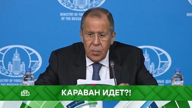 Выпуск от 27 июня 2019 года.Караван идет?!НТВ.Ru: новости, видео, программы телеканала НТВ
