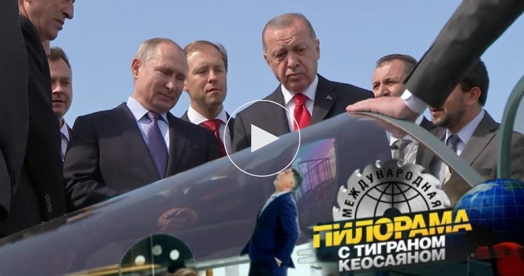 МАКС, ВЭФ ивизит вМонголию: как Владимир Путин рвал вклочья международную изоляцию