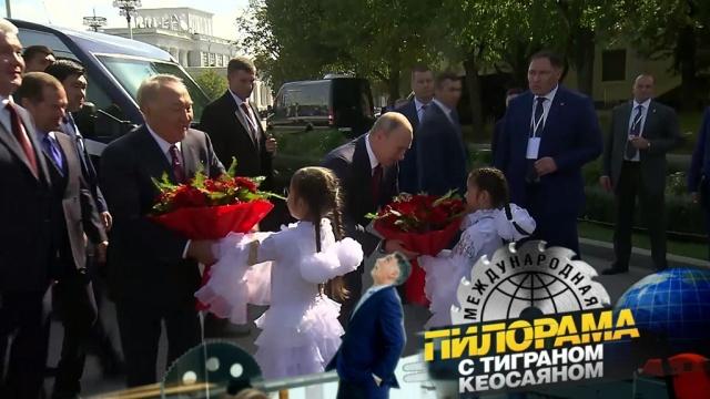 Как Владимир Путин решал ближне- идальневосточные проблемы.НТВ.Ru: новости, видео, программы телеканала НТВ
