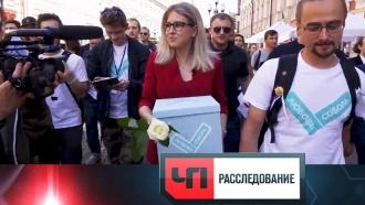 Для чего босс Любови Соболь летал вШтаты ичто американцы делали на московских митингах ив судах? «ЧП. Расследование»— впятницу на НТВ