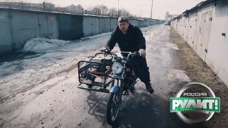 Участники «Россия рулит!»: Евгений Цапков— альпинист иэкспериментатор из <nobr>Санкт-Петербурга</nobr>